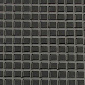HYDRO-TURFツートン汎用トラクションマット(テープ付き)カットワッフルBLACK/D.GRAY※キャンセル不可※代引き不可※納期が約1ヵ月かかります