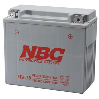 【正規品直輸入】 NBC GELバッテリー 20L-BS 20L-BS GELバッテリー NBC (23151013), 製茶問屋 静岡茶園:0545b230 --- konecti.dominiotemporario.com