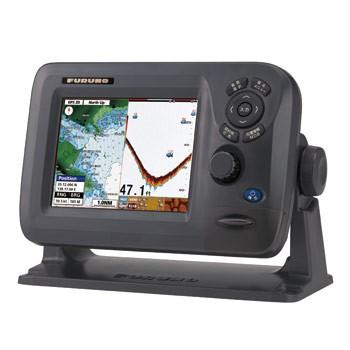 【送料無料】FURUNO(フルノ)5.7型 カラー液晶GPSプロッタ魚探GP-1670F (送受波器なし)50/200kHz・600W※返品・キャンセル不可