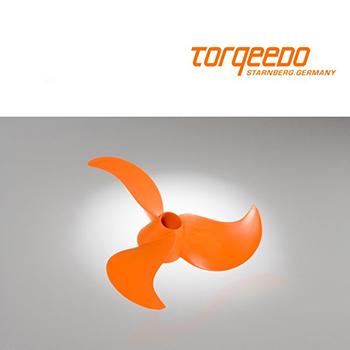 TORQEEDO スペアプロペラ TRAVELシリーズv8/p350 503用