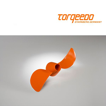 TORQEEDO スペアプロペラ TRAVELシリーズv9/p790 1003用