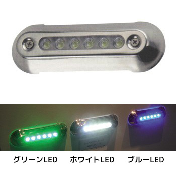 LEDアンダーウォーター(水中)ライトグリーン