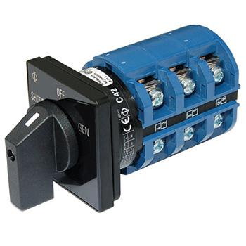 240VAC電源セレクトスイッチパネルセット8363