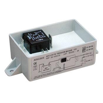 ローボルテージセキュリティ(過放電防止装置)