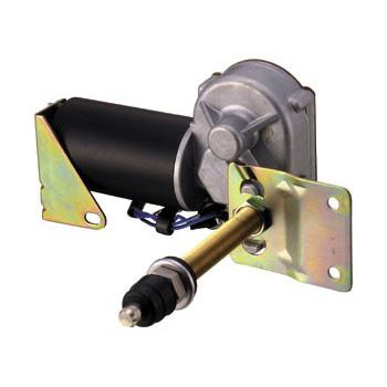 ASMO ワイパーモーター12V(849100-4300)12V 軸長75mm 拭角80度 849100-4300