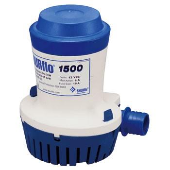 SHURFLO 水中ポンプ1500GPH 12V