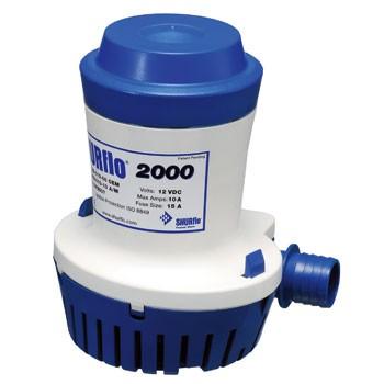 SHURFLO 水中ポンプ2000GPH 24V