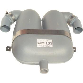 VETUS 排気ガス/排水デパレーター   40mm※メーカー取り寄せ商品※納期:メーカー確認後連絡※特別送料