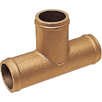 T型ホース接手ホース径50mm