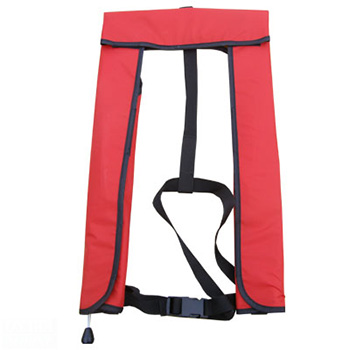 救命胴衣(ライフジャケット)NS-7000・自動膨張付き国土交通省型式承認品(新基準適合品)
