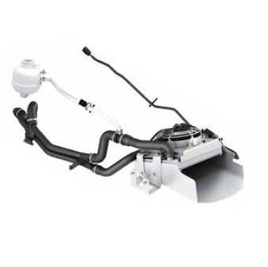 【ski-doo】AIR RADIATOR KITVehicles with 900 ACE engine