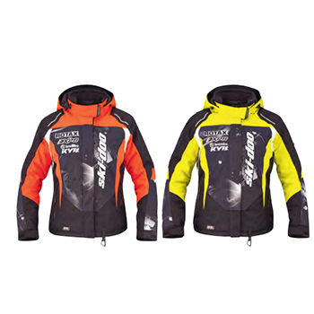 ★【ski-doo】LADIES' X-TEAM WINTER RACE EDITION JACKETレディース ジャケット