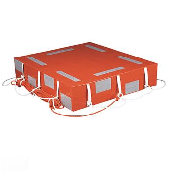救命浮器 12人用※メーカー取り寄せ商品※納期:メーカー確認後連絡