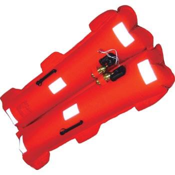 小型船舶用膨張式救命浮器 TRF-6R 縦型※メーカー取り寄せ商品※納期:メーカー確認後連絡