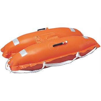 小型船舶用膨張式 救命浮器 FRL-F6※メーカー取り寄せ商品※納期:メーカー確認後連絡※特別送料