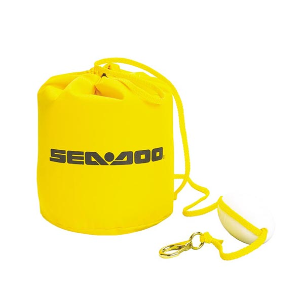 SEA-DOO 商品追加値下げ在庫復活 シードゥSANDBAG ANCHORサンドバッグアンカーイエロー 受注生産品