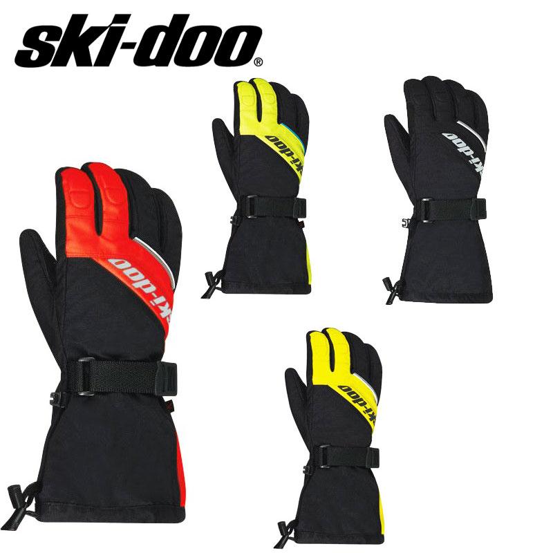 2019 ski-doo/スキードゥX-TEAM NYLON GLOVESグローブ