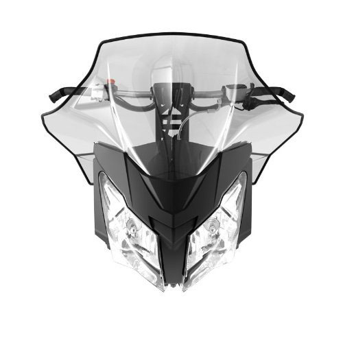 2020 ski-doo/スキードゥSPORT PERFORMANCE FLARED WINDSHIELD - HIGHREV-XM, REV-XS
