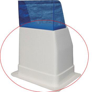 ハンドルボックス L型風防別売り※受注生産品のため納期はお問い合わせください。※特別送料