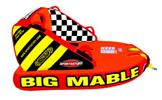 SPORTSSTUFF(スポーツスタッフ) BIG MABLE (ビッグマーブル) 2人乗り 【トーイング チューブ】