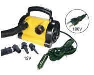 40%OFFの激安セール 電動エアーポンプ AC100V コンセントプラグタイプ 訳ありセール 格安