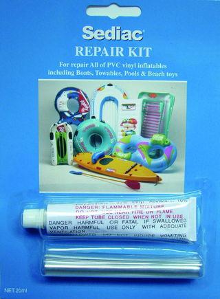 塩化ビニール 使い勝手の良い PVC素材の修理用接着剤 ビニールリペアキット 接着剤 価格交渉OK送料無料