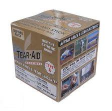 のびる補修パッチ 新商品 当店は最高な サービスを提供します 新型 TEAR-AIDタイプA ロール