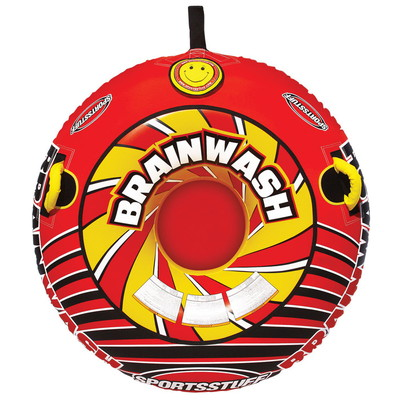 SPORTSSTUFF(スポーツスタッフ) BRAINWASH 1人乗り 【トーイング チューブ】
