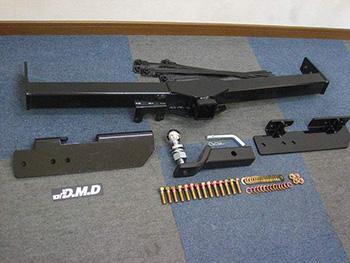DMDランクル80 E級 ヒッチメンバー