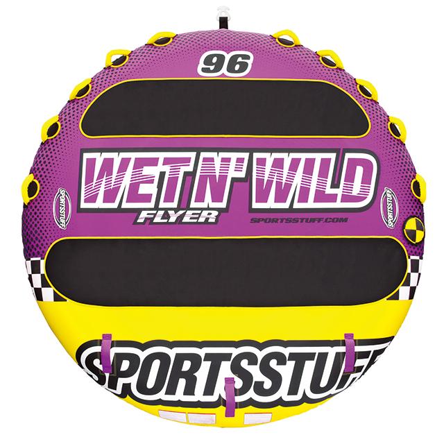SPORTSSTUFF(スポーツスタッフ) WET N' WILD96 4人乗り 【トーイング チューブ】