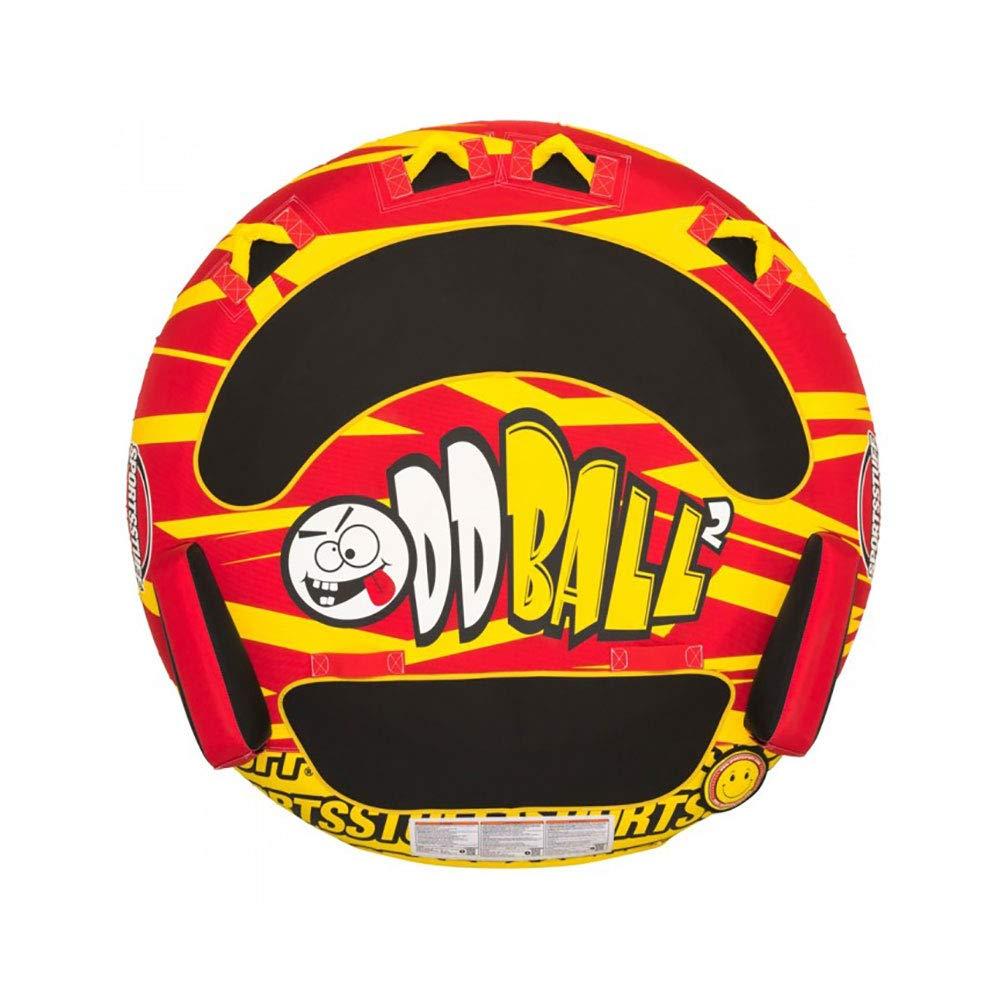 トーイングチューブ【SPORTSSTUFF】1~2人乗りオッドボール Oddball 2