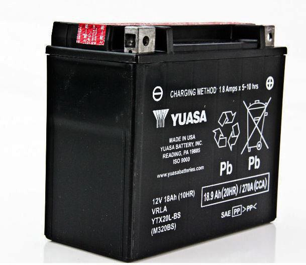 BRP純正(SEA-DOO/SKI-DOO)YTX20L-BS410301203(BATTERY-18 AMP)PWC/モービル バッテリー