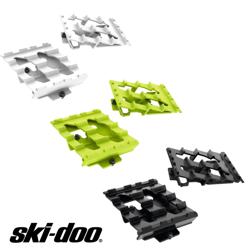 2019 ski-doo/スキードゥDriver Footrest フットレスト (REV Gen4, MXZ, Renegade, Backcountry and Grand Touring)