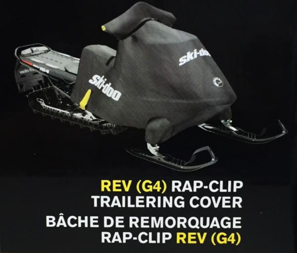 ski-doo/スキードゥRap-Clip Trailering coverRev G-4