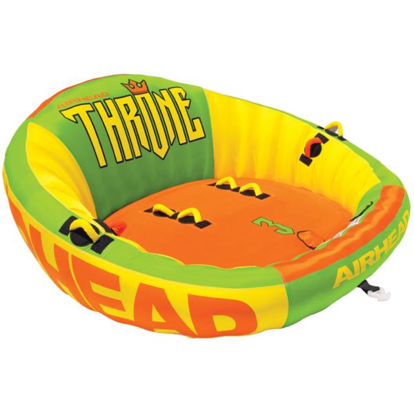 トーイングチューブ 3人乗りスローン/THRONE (AirHead)