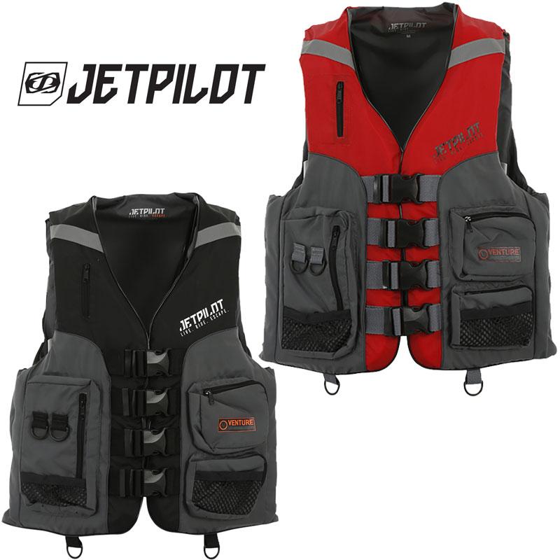 JETPILOT(ジェットパイロット)2019モデル VENTURE NYLON CGA VEST メンズ ライフジャケット