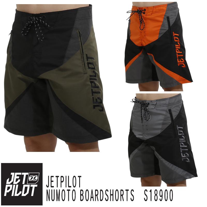 JETPILOT(ジェットパイロット)2019モデルメンズ ボードショーツNUMOTO MENS BOARDSHORT