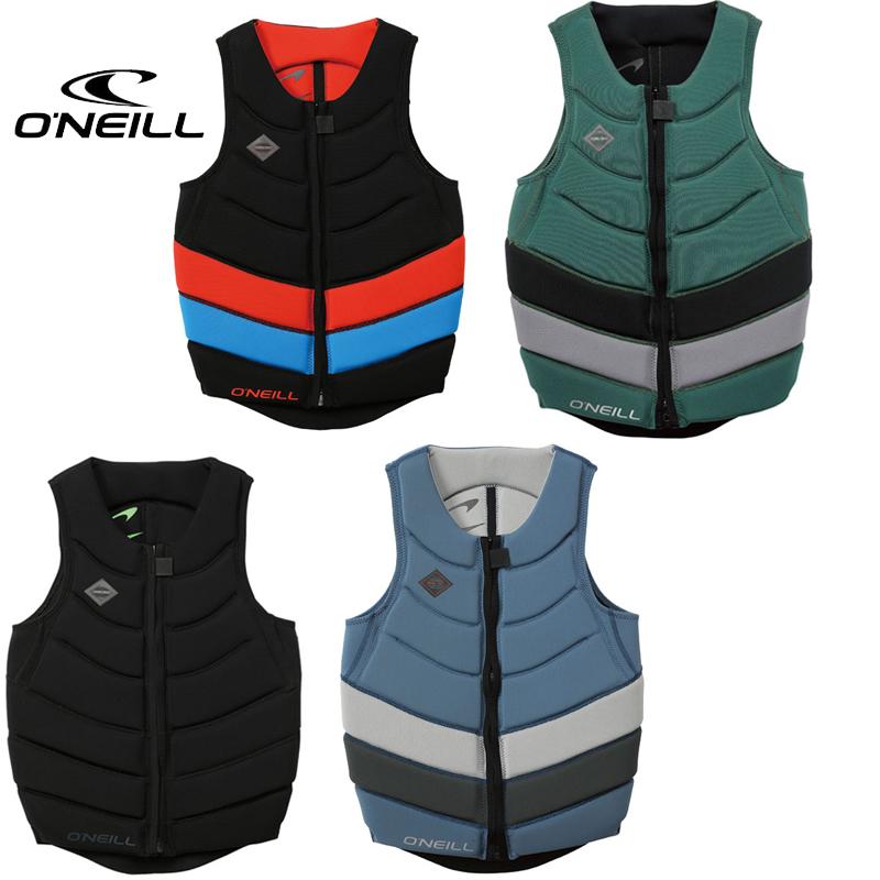 【2018 SPRING/SUMMER】O'NEILL/オニールグールテック フロントジップ コンペベスト メンズ