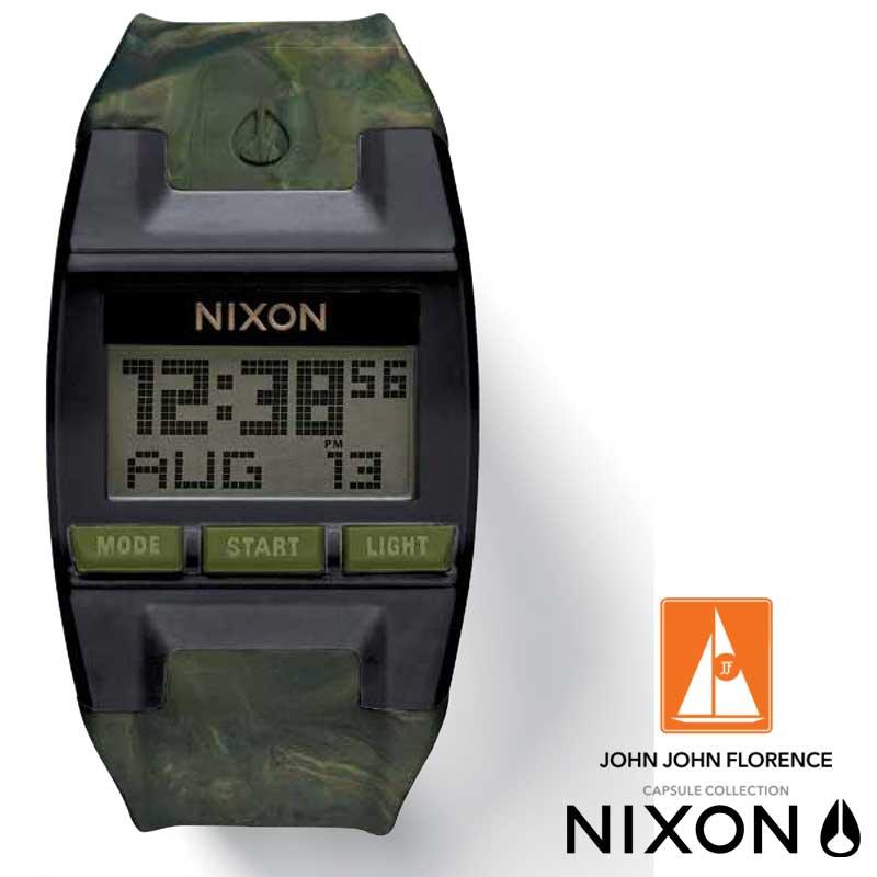 NIXON手錶JOHN JOHN FLORENCE SIGNATURE THE COMP A408/喬恩喬恩弗洛倫斯02P03Dec16