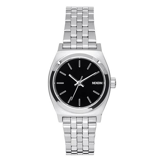 ポイント最大28倍!4/16(火)01:59まで NIXON ニクソン 腕時計 SMALL TIME TELLER BLACK NA399000-00 レディース