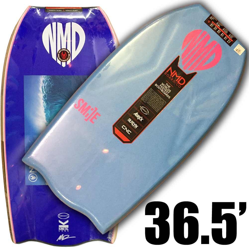 ポイント最大28倍!4/16(火)01:59まで NMD SMILE NEW PRORIDE レディースモデル 36.5インチ ボディボード スマイル ニュープロライド