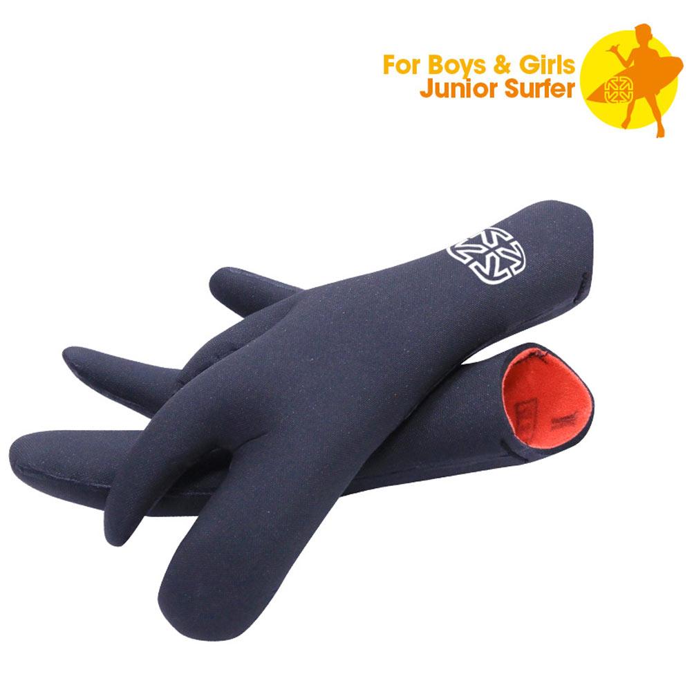 お子様も安心 高伸縮で着脱簡単ロブスター型グローブ 9 15 水 クーポン有 最大ポイント19.5倍 X-tend Gear エクステンドギアー 防寒サーフ用品 出色 2.5mm エアーパイルロブスターグローブ キッズ用 SALE 子供用 Pile Air Robster Glove
