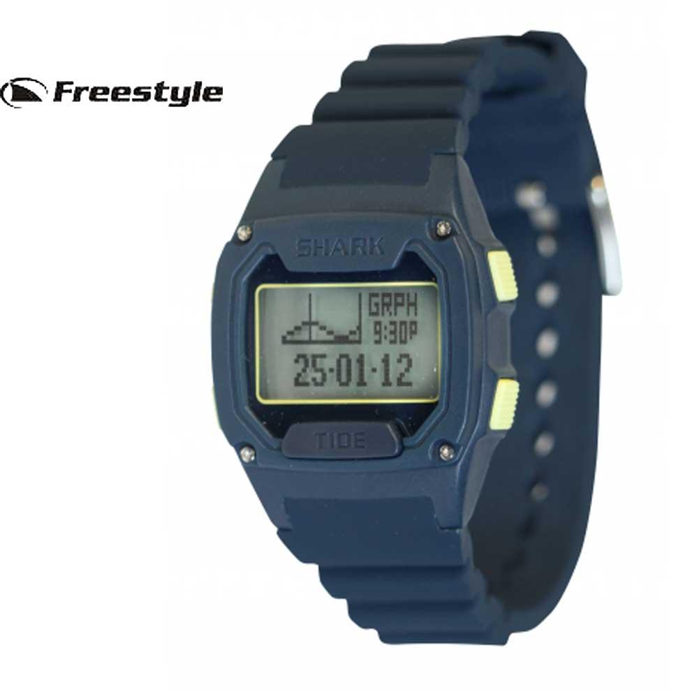 フリースタイル腕時計 SHARK TIDE 250 NAVY FS10025731 FREE STYLE 男性用腕時計 サーフウォッチ