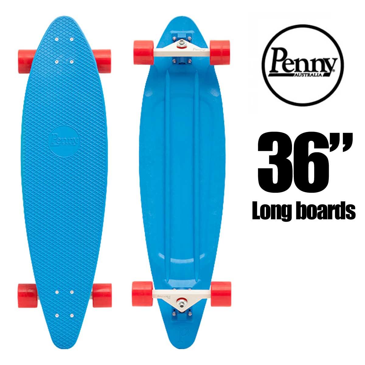 Panny skateboards Long boards 36インチ/ペニースケートボード ロングボード