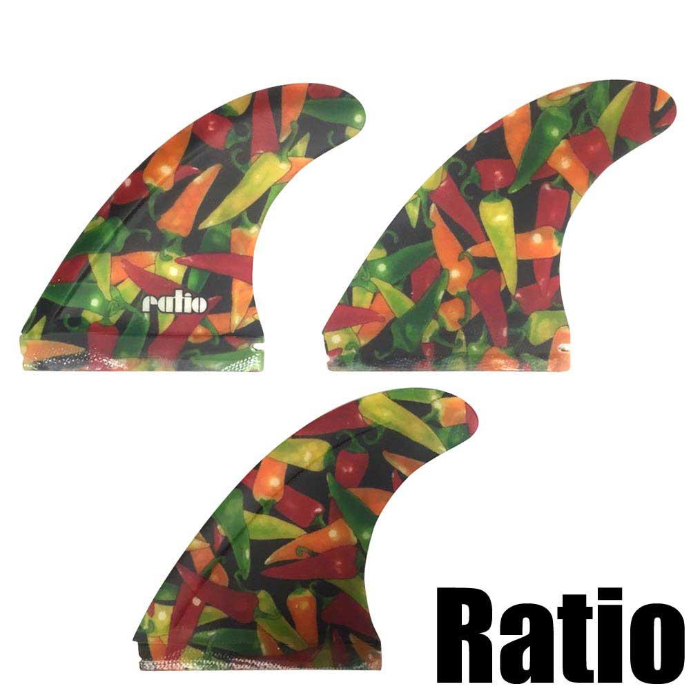 ポイント最大28倍!4/16(火)01:59まで ratio fin レイシオフィン フラップモータースピードフィン FUTURE 3FIN ショートボードフィン サーフィン