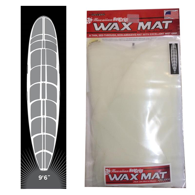 SURFCO HAWAII WAX MATS WM-9'6/サーフィン用デッキパッチ パッド 滑り止め【コンビニ受取対応商品】