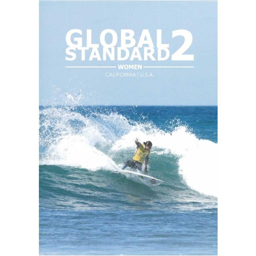 世界基準のレディースサーファー総出演のDVD  【9/15(水)クーポン有&最大ポイント19.5倍】 GLOBAL STANDARD -WOMEN- #2 グローバルスタンダード ウィメン2 Surf DVD サーフィン