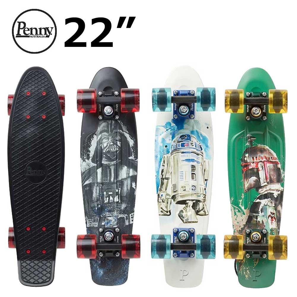 Penny Skateboards ペニースケートボード STARWARS 22インチ ミニクルーザー