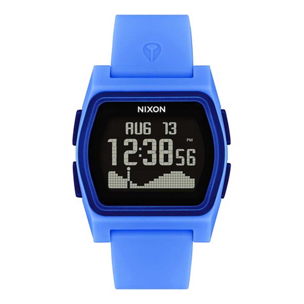 ポイント最大28倍!4/16(火)01:59まで NIXON 腕時計 THE RIVAL POWDER BLUE ニクソン ライバル パウダーブルー
