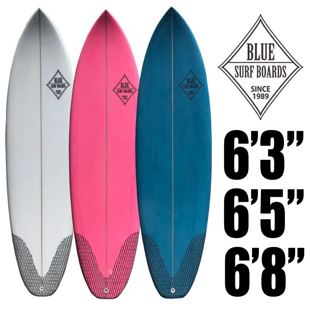 Blue Surfboard ブルーサーフボード ショートボード EPS CORE 6'3 6'5 6'8 エポキシ ファンボード サーフィン